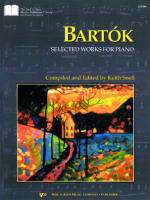 Selected Works For Piano (Bartók)