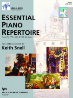Essential Piano Repertoire - Livello 5
