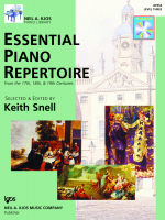 Essential Piano Repertoire - Livello 3