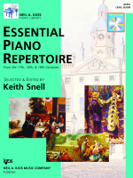 Essential Piano Repertoire - Livello 7