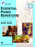 Essential Piano Repertoire - Livello 2