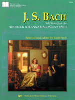 Selections From the Notebook for Anna Magdalena (Bach)