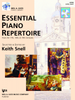 Essential Piano Repertoire - Livello 8
