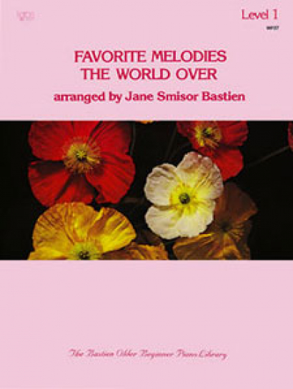 Favorite Melodies The World Over - Livello 1