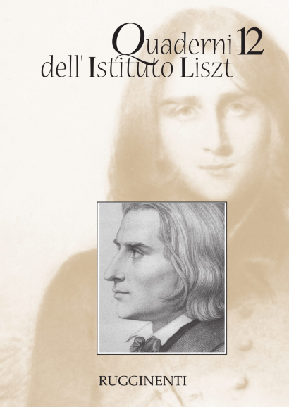 Quaderni dell'Istituto Liszt - Vol.12