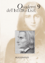 Quaderni dell'Istituto Liszt - Vol.9