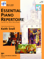 Essential Piano Repertoire - Livello 6