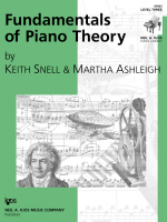 Fundamentals of Piano Theory - Livello 3