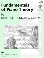 Fundamentals of Piano Theory - Livello 10