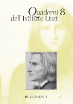 Quaderni dell'Istituto Liszt - Vol.8