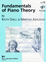 Fundamentals of Piano Theory - Livello 2