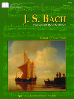 Two Part Inventions (Bach)