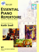 Essential Piano Repertoire - Livello 4