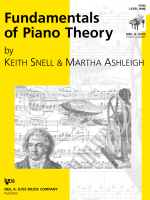Fundamentals of Piano Theory - Livello 9