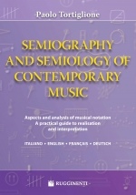 Copertina di Semiography and Semiology of Contemporary Music