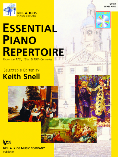 Essential Piano Repertoire - Livello 9