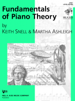 Fundamentals of Piano Theory - Livello 7