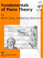 Fundamentals of Piano Theory - Livello 6