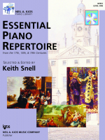 Essential Piano Repertoire - Livello 1