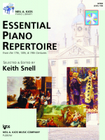 Essential Piano Repertoire - Livello 10