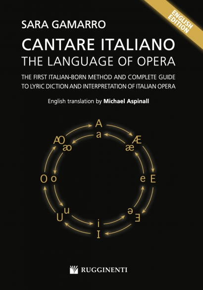 Cantare Italiano The Language of Opera (English Version)